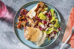 Shawarma de boeuf au ras-el-hanout image
