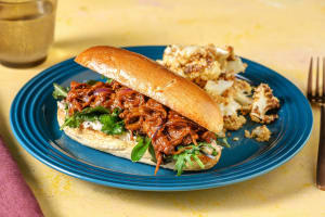 Shredded Beef Sammies image