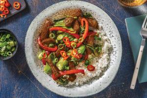 Sichuan Beef & Garlic Rice image