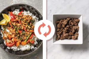 Sichuan Beef & Veggie Stir-Fry image