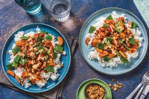 Sichuan Chicken & Garlic Rice Bowl image