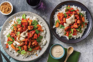 Sichuan Chicken Rice Bowl image