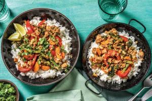 Sichuan Pork & Veggie Stir-Fry image