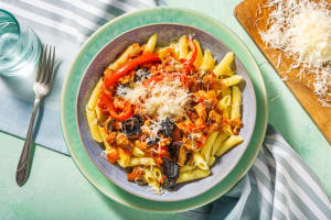 Sicilian-Style Penne Caponata image