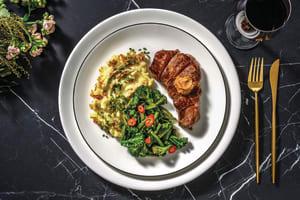 Sirloin Steak & Miso Butter image