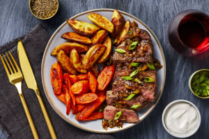 Sirloin Steak Provençal image