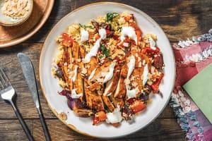 Smokey Chicken & Roast Veggie Couscous image
