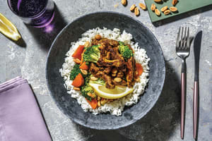 Southeast Asian Beef & Veggie Stir-Fry image