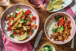 Southeast Asian Pork Stir-fry image