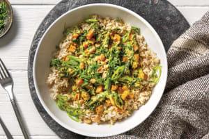 Southeast Asian Roast Veggie Curry image