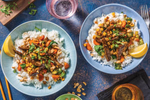 Southeast Asian Sweet Chilli Beef image