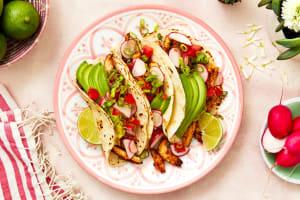 Lauren Conrad's Chicken Tacos image