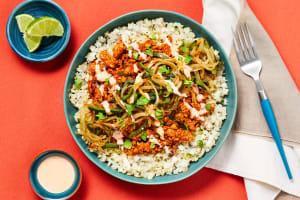 Southwest Turkey & Cauliflower Rice image