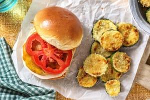 Southwestern Pork Burgers image