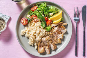 Souvlaki-style Chicken image