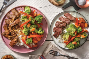 Soy & Sichuan Steak image