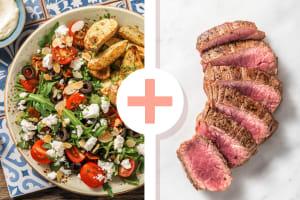 Patatas Bravas mit extra Steakstreifen image