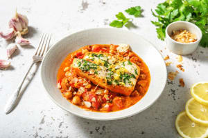 Spanish Style Fish Stew image