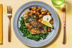 Spanish Style Sea Bream image