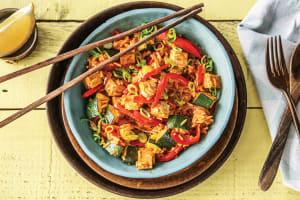 Spanish-style Tofu & Smokey Veggie Rice Bowl image