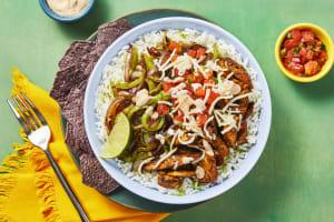 Spec'Taco'lar Chicken Rice Bowls image