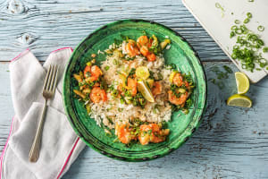 Speedy Chili Shrimp Stir-Fry image
