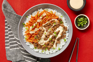 Sesame Soy Beef Bowls image