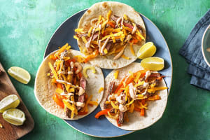 Speedy Steak Fajitas image