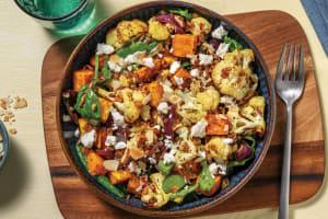 Spiced Cauliflower & Freekeh Salad image