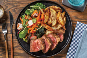 Spiced Middle Eastern Lamb Rump image