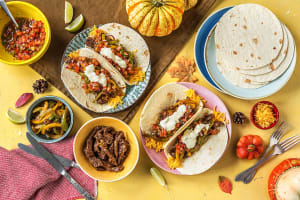 Spiced Steak Fajitas image