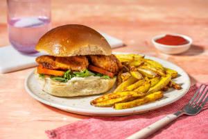 Spicy Chicken Sandwich image
