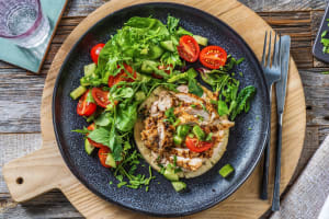 Spicy Harissa Grilled Chicken image