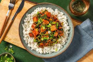 Spicy Mushroom Mapo Tofu image
