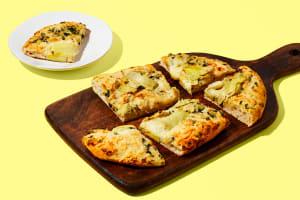 Spinach & Artichoke Pizza image