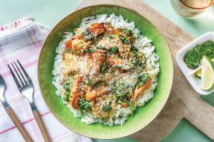 Sri Lankan Chicken & Veggie Curry image