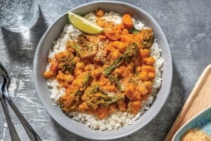 Sri Lankan Chickpea Curry image