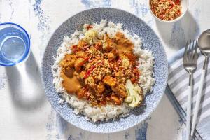 Sri Lankan Style Veggie Curry image