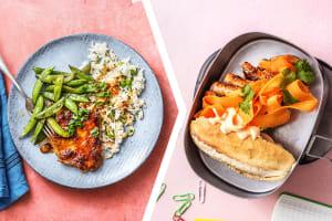 Sriracha Pork Chop for Dinner image