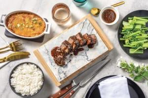 Ssamjang-Glazed Beef Brisket image
