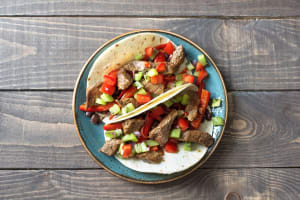 Steak Fajitas image