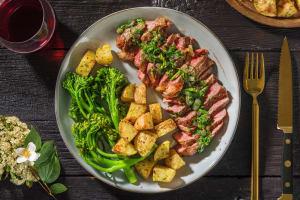 Steak and Bearnaise Butter image