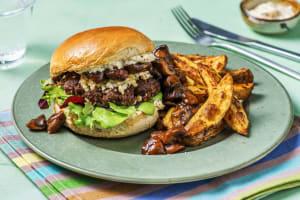 Steakhouse Cheeseburger image