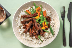 Sweet & Sticky Asian Beef image