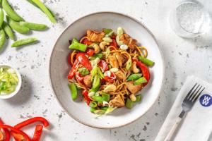 Stir-Fried Chicken Noodles image