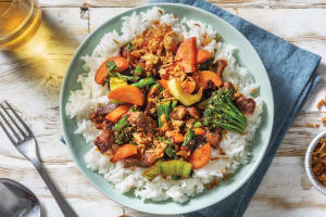 Sichuan Beef Stir-Fry image