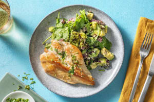 Summer Chicken and Broccoli Salad image