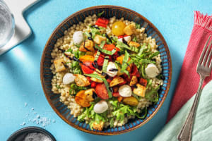 Summer Tomato Bruschetta Bowl image
