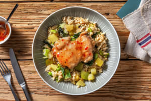 Sweet and Sour Chicken Bowl image