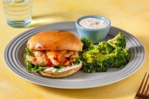 Sweet Chili Chicken Sandwich image